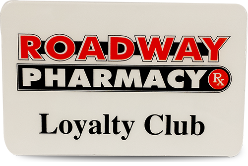 Roadway Pharmacy Loyalty Program